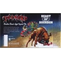 Reptilian Tankard Beast of Bourbon