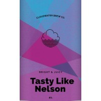 Cloudwater Tasty Like Nelson