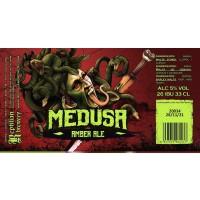Reptilian Medusa