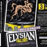 Elysian Beers of Apocalypse - 3 - Fallout