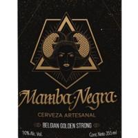 Mamba Negra Honey Belgian Strong