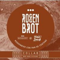 Basquery / Fermun Beers RoggenBrot
