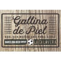 La Calavera / Barcelona Beer Company Gallina De Piel