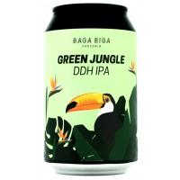 Baga Biga Green Jungle