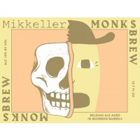 Mikkeller Monk's Brew Barrel Aged Bourbon