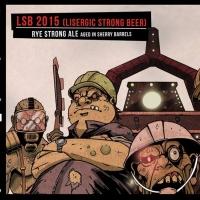 Laugar LSB 2015 Lisergic Strong Beer