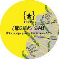 Lervig Christmas Shake