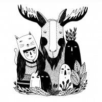Nómada Moose Islay Imperial Stout BA