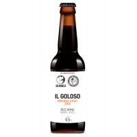 Guineu / Toccalmatto Il Goloso Imperial Stout 2016 Red Wine Barrel Aged