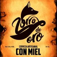 Zorro de Oro Con Miel