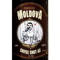 Moldova Coffee Shot