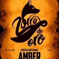 Zorro de Oro Amber