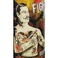 Beering Barcelona / Gross Fightink
