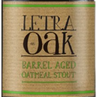 Letra On Oak Barrel Aged Oatmeal Stout