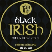 Beercat Black Irish
