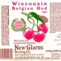 Wisconsin Belgian Red
