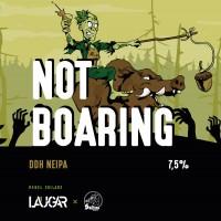 Laugar / Saltus Not Boarding