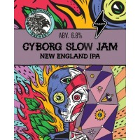 Amundsen / Garage Beer Co Cyborg Slow Jam