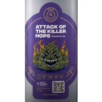 Red Cervecera Attack of the Killer Hops