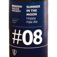 Bidassoa Basque Brewery #08 Summer In The Moon