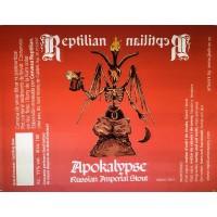 Reptilian Apokalypse