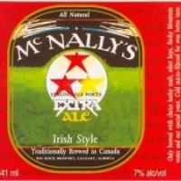 McNally`s Extra Ale
