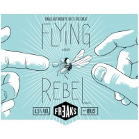 Freaks Brewing Flying Rebel