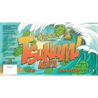 La Quince / Señor Lúpulo Tsunami NEIPA