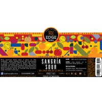Edge Brewing Sangría Sour