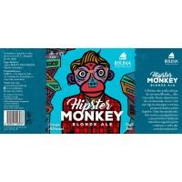 Bolina Hipster Monkey