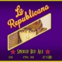 La Republicana Smoked Red Ale