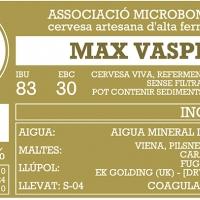 Microbombolla Max Vasper