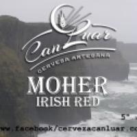 Can Luar Moher Irish Red