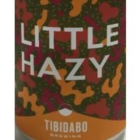 Tibidabo Brewing Little Hazy