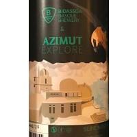 Bidassoa Basque Brewery / Azimut Explore