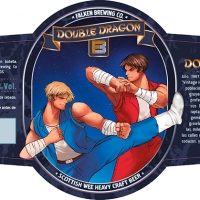 Falken Brewing Double Dragon