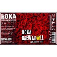 Brew & Roll Roxa