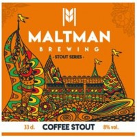 Maltman Coffee Stout