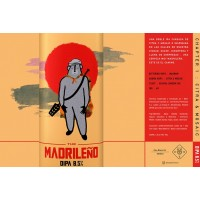 Oso Brew The Madrileño: Chapter 1 Citra & Mosaic