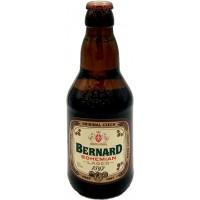 Bernard Bohemian Lager Světlý ležák 12