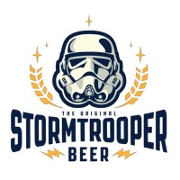 Original Stormtrooper Beer Space Hopera