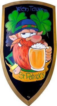 St. Patrick's Irish tavern