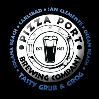 Pizza Port Brewing Company Chronic Amber Ale