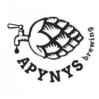 """""""Apynys"""" Brewing Mango Milkshake APA"""