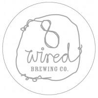 8 Wired Brewing Co. Flat White Coffee Milk Stout NITRO